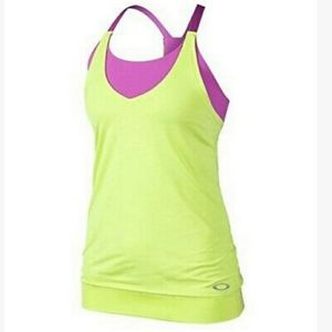 EUC Oakley Workout Tank Top